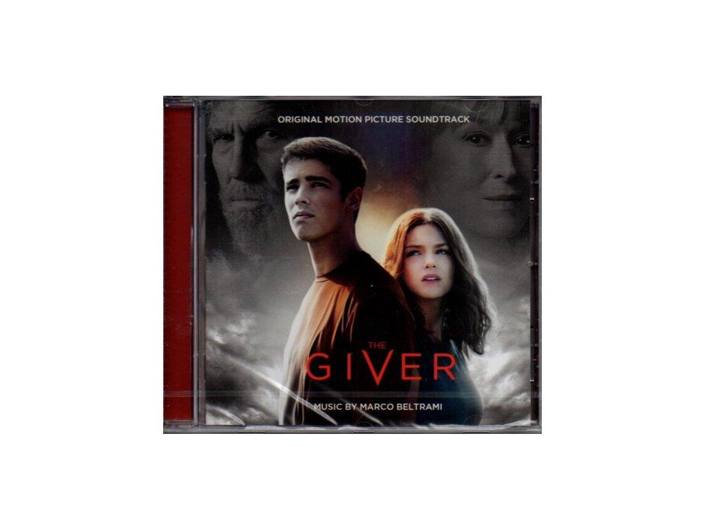 Dárce (soundtrack - CD) The Giver