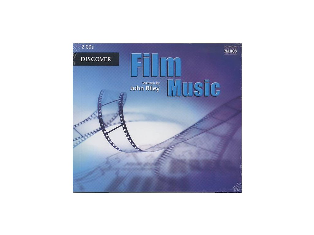 Discover Film Music (CD)