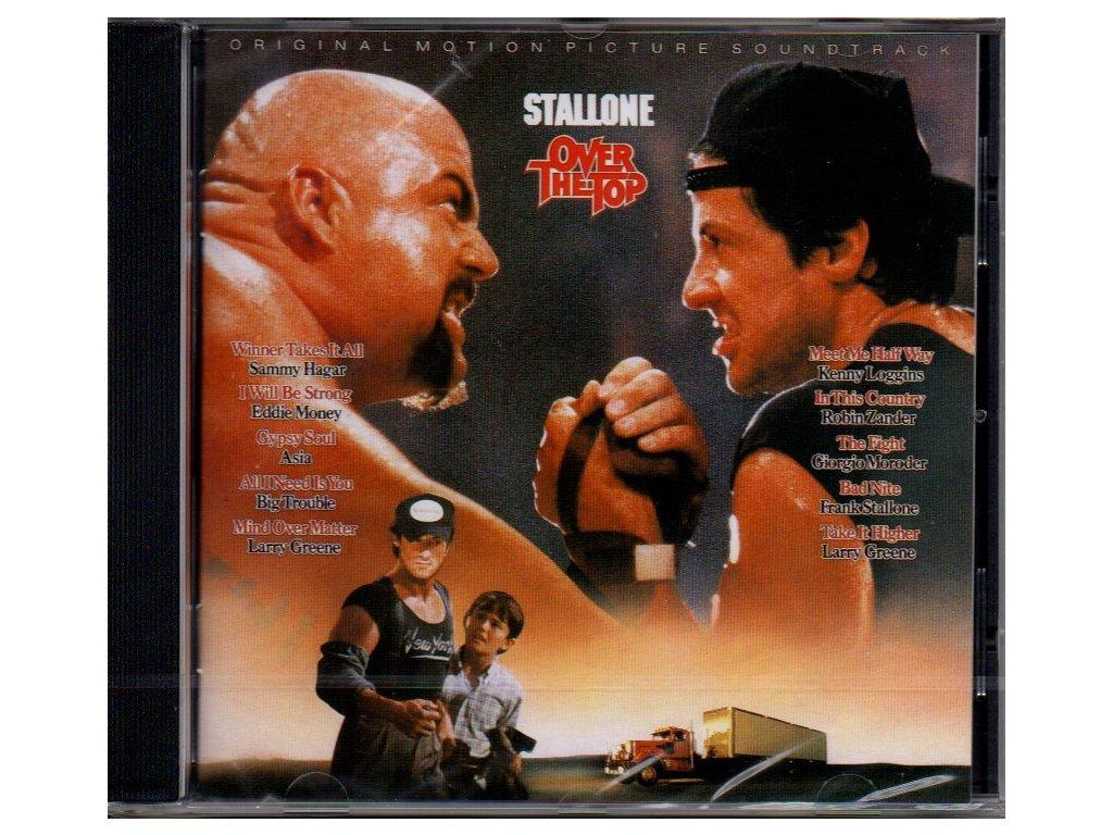 over the top soundtrack cd