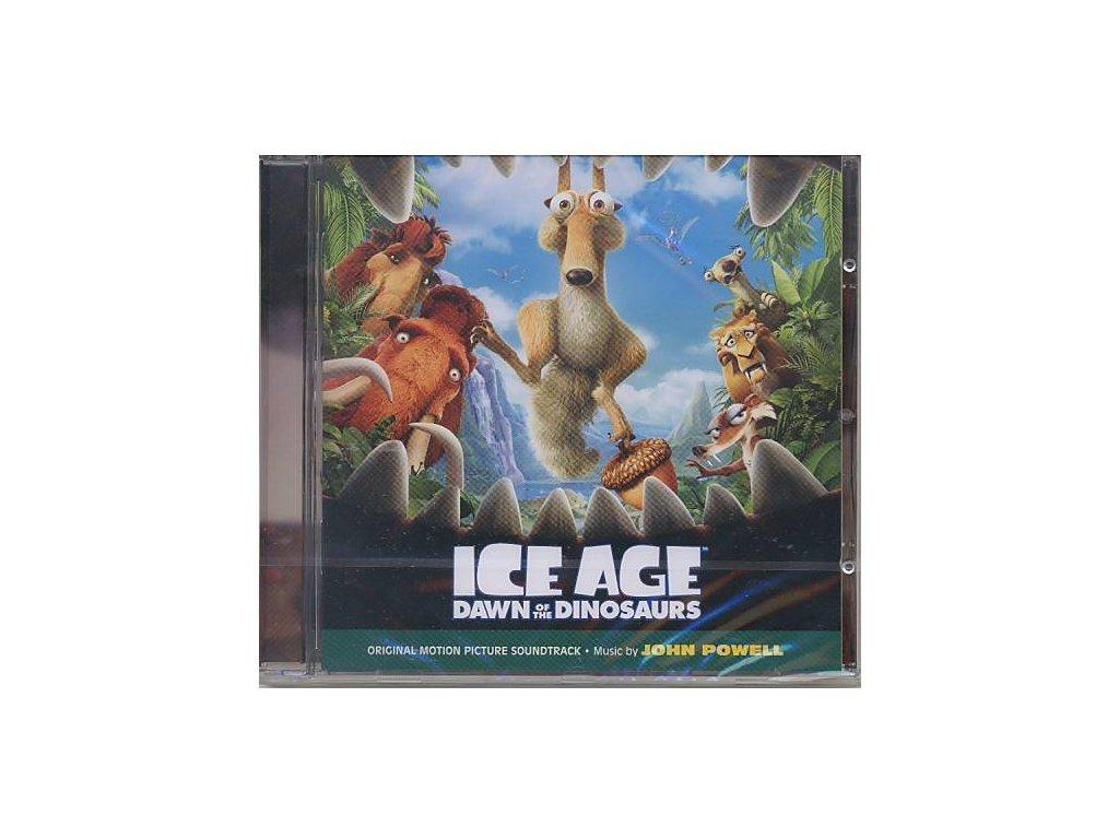 Doba ledová 3: Úsvit dinosaurů (soundtrack - CD) Ice Age: Dawn of the Dinosaurs