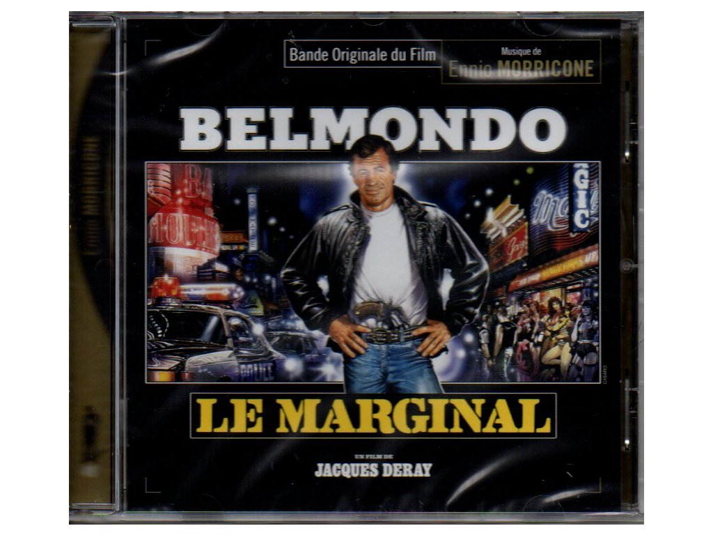 marginal soundtrack cd ennio morricone
