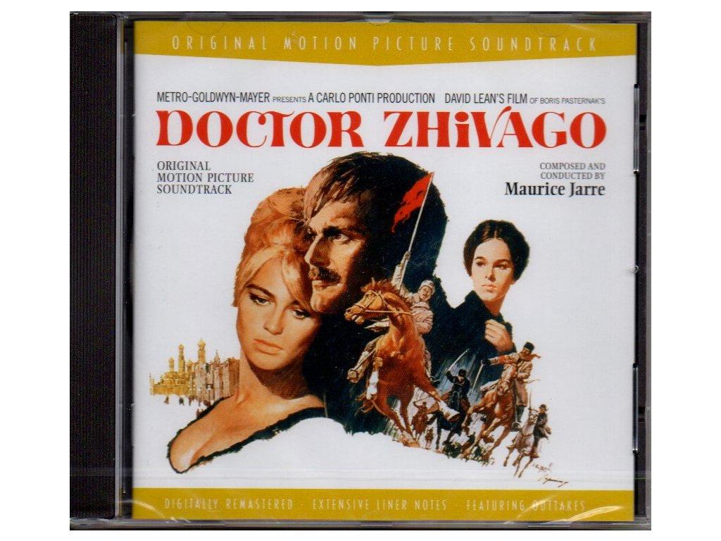 doctor zhivago soundtrack cd maurice jarre
