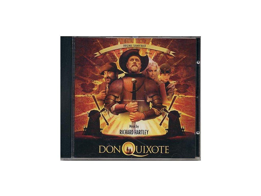 Don Quixote (soundtrack - CD)