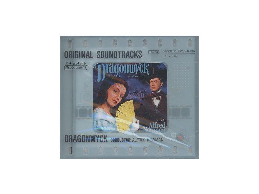 Dragonwyck (soundtrack - CD)