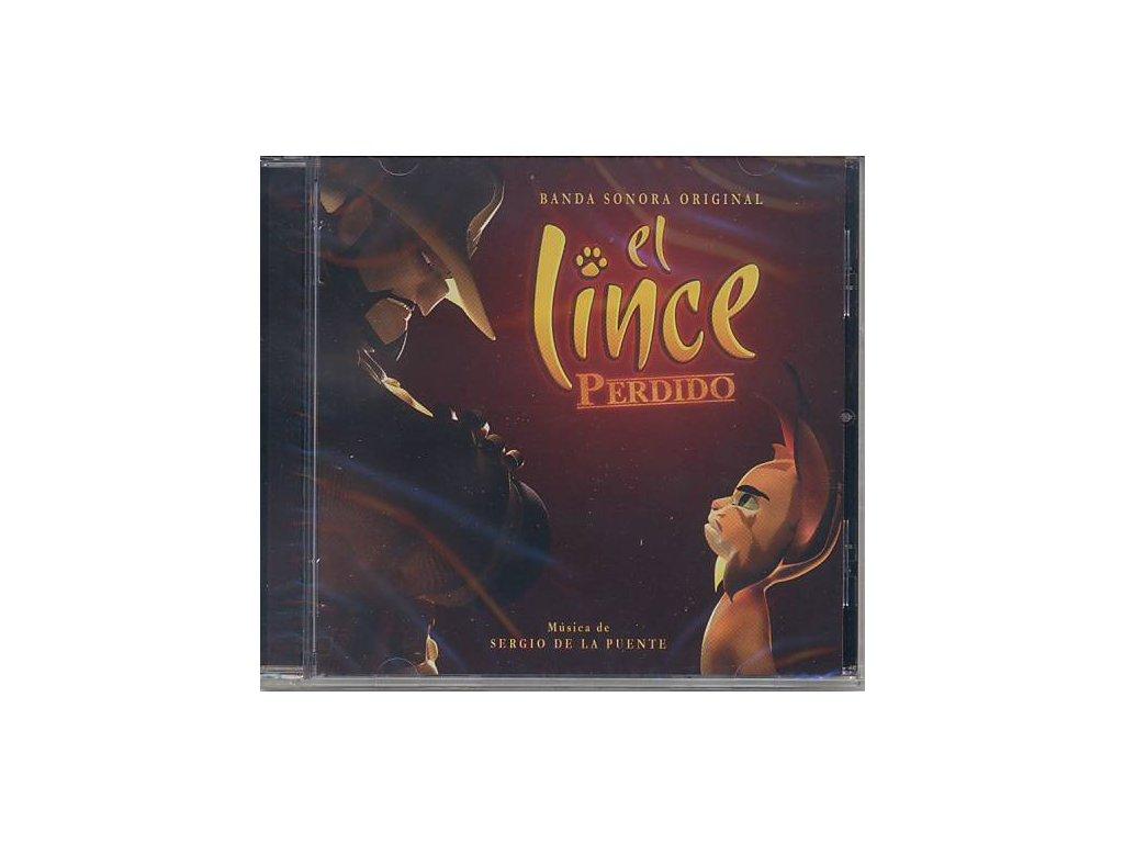 El Lince Perdido - Missing Lynx (soundtrack - CD)