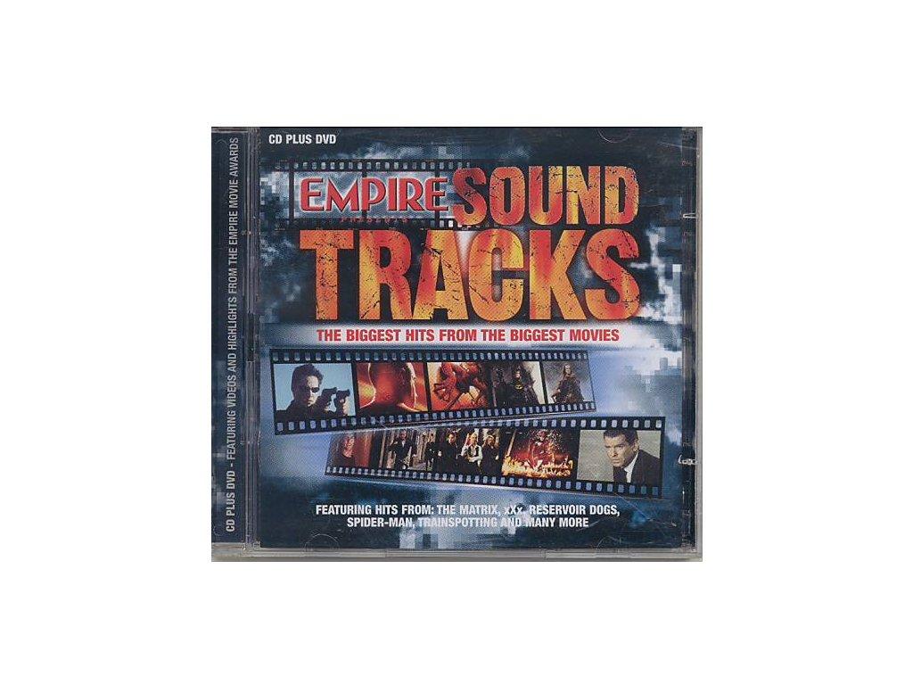 Empire Sound Tracks (CD + DVD)
