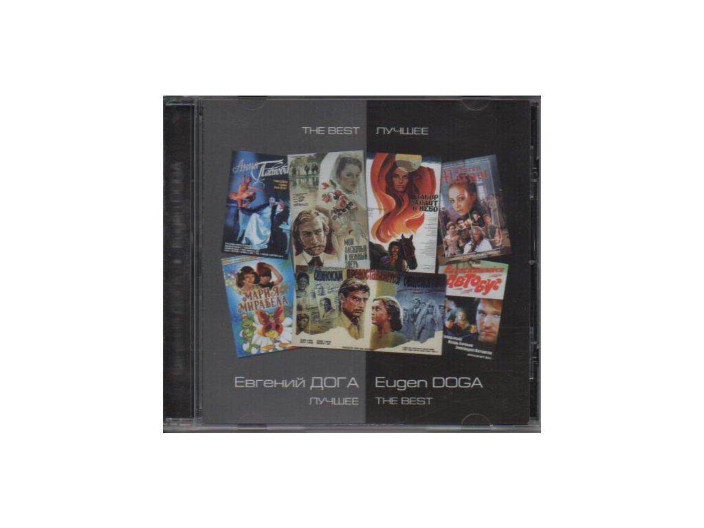 Eugen Doga: Best of (CD)