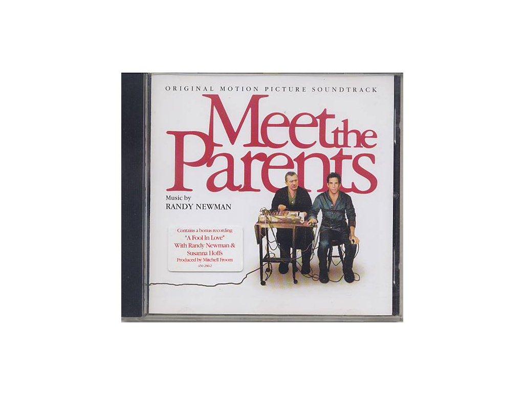 Fotr je lotr (soundtrack - CD) Meet the Parents