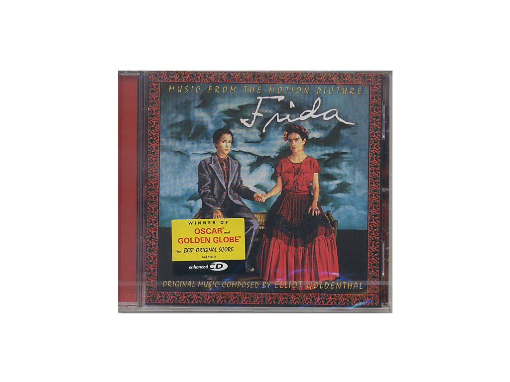 Frida (soundtrack - CD)
