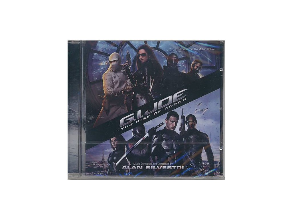 G.I. Joe: The Rise of Cobra (score - CD)