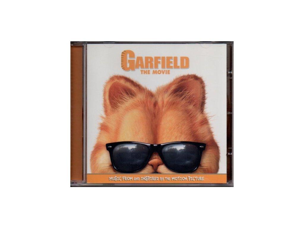 Garfield ve filmu (soundtrack - CD) Garfield: The Movie