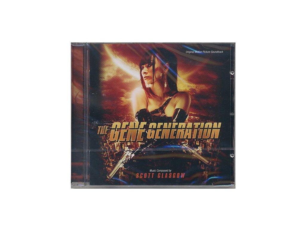 Generace GEN (soundtrack - CD) The Gene Generation