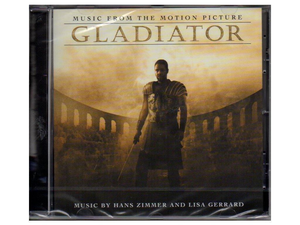 gladiator soundtrack cd hans zimmer