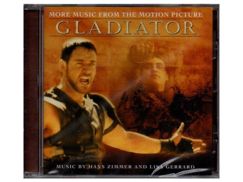 gladiator more music from cd hans zimmer lisa gerrard