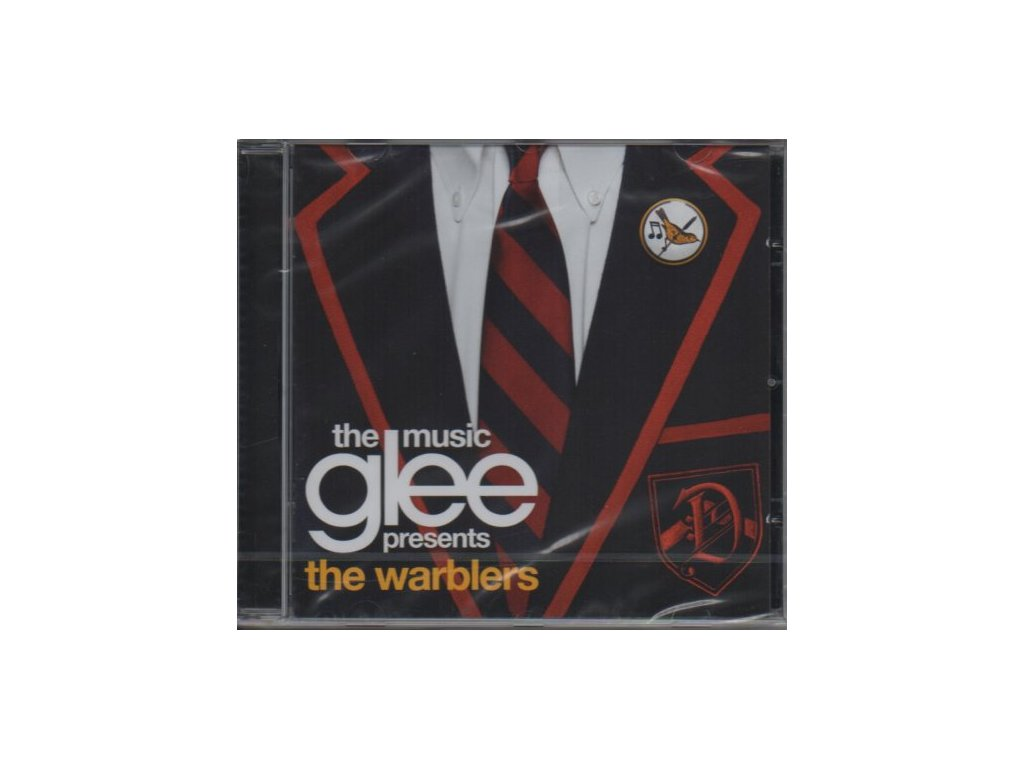 Glee: The Warblers (soundtrack - CD)