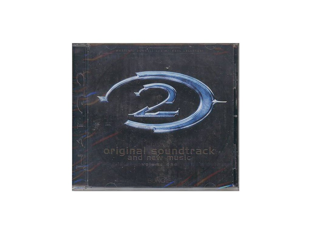 Halo 2 vol. 1 (soundtrack - CD)