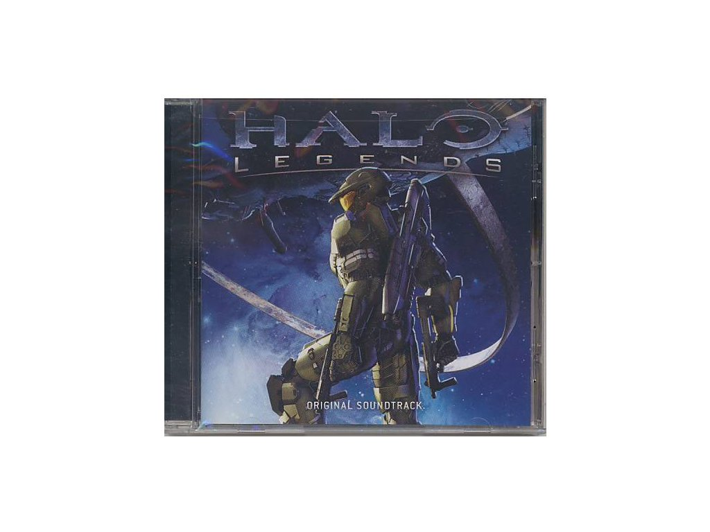 Halo: Legends (soundtrack - CD)