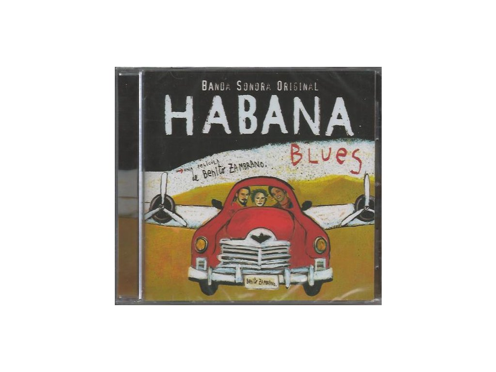 Havana blues (soundtrack - CD) Habana Blues