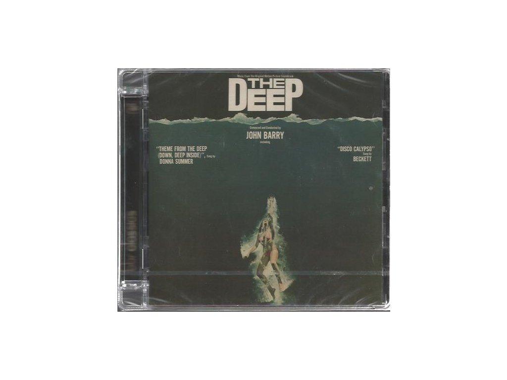 Hlubina (soundtrack - CD) The Deep