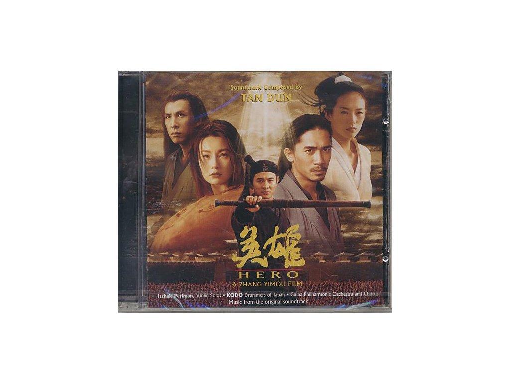 Hrdina (soundtrack - CD) Hero