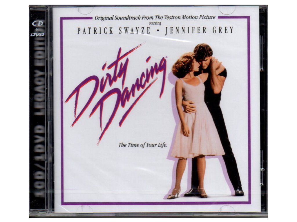dirty dancing soundtrack cd + dvd