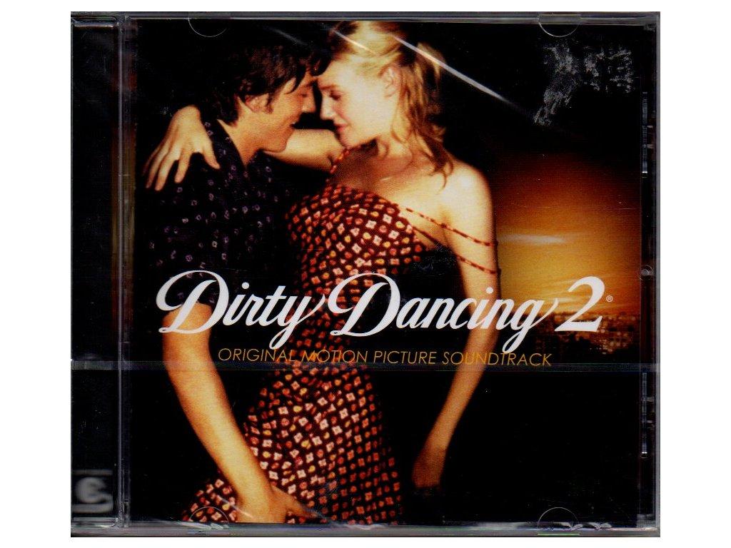 dirty dancing 2 soundtrack cd
