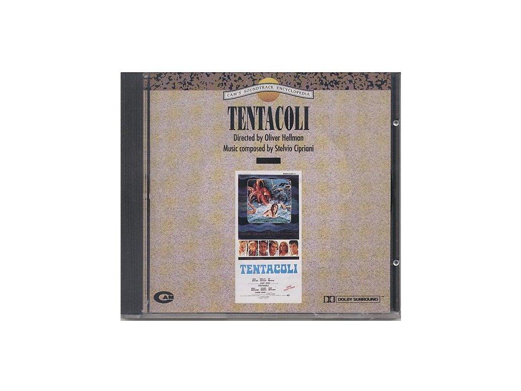 Chapadla (soundtrack - CD) Tentacoli