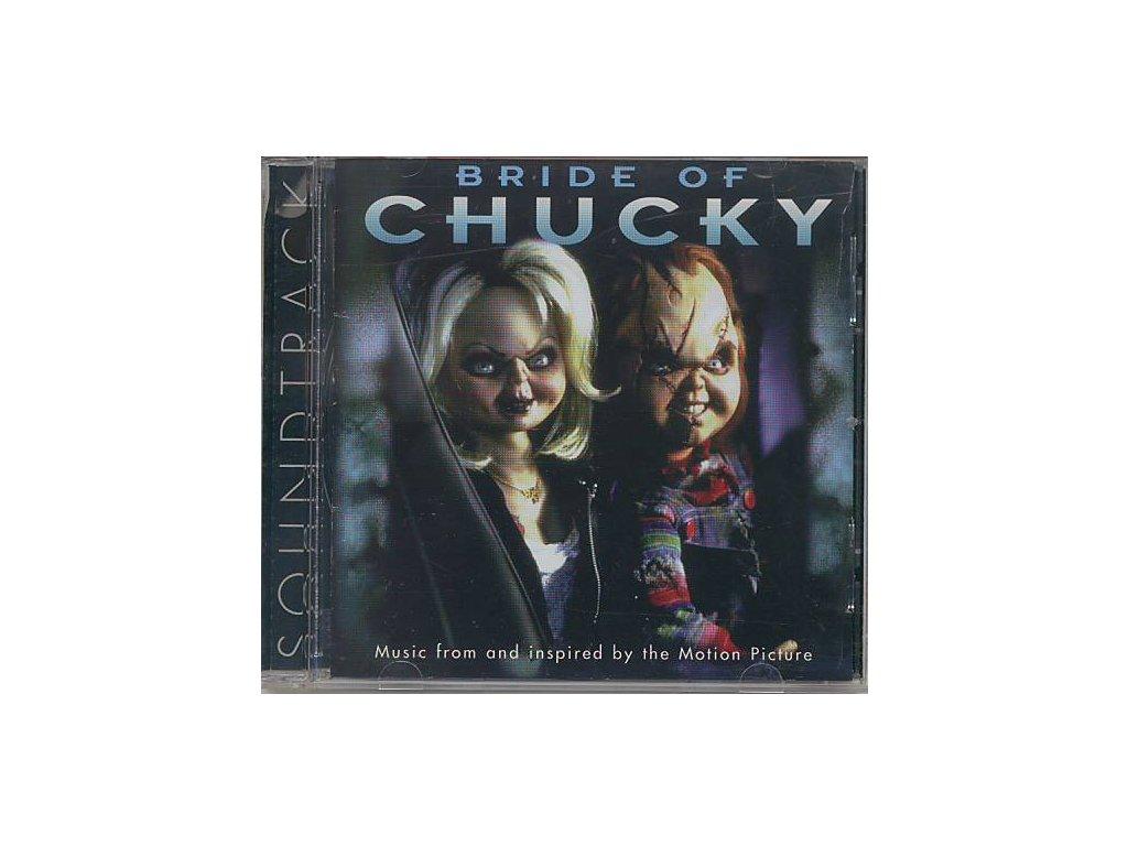 Chuckyho nevěsta (soundtrack - CD) Bride of Chucky