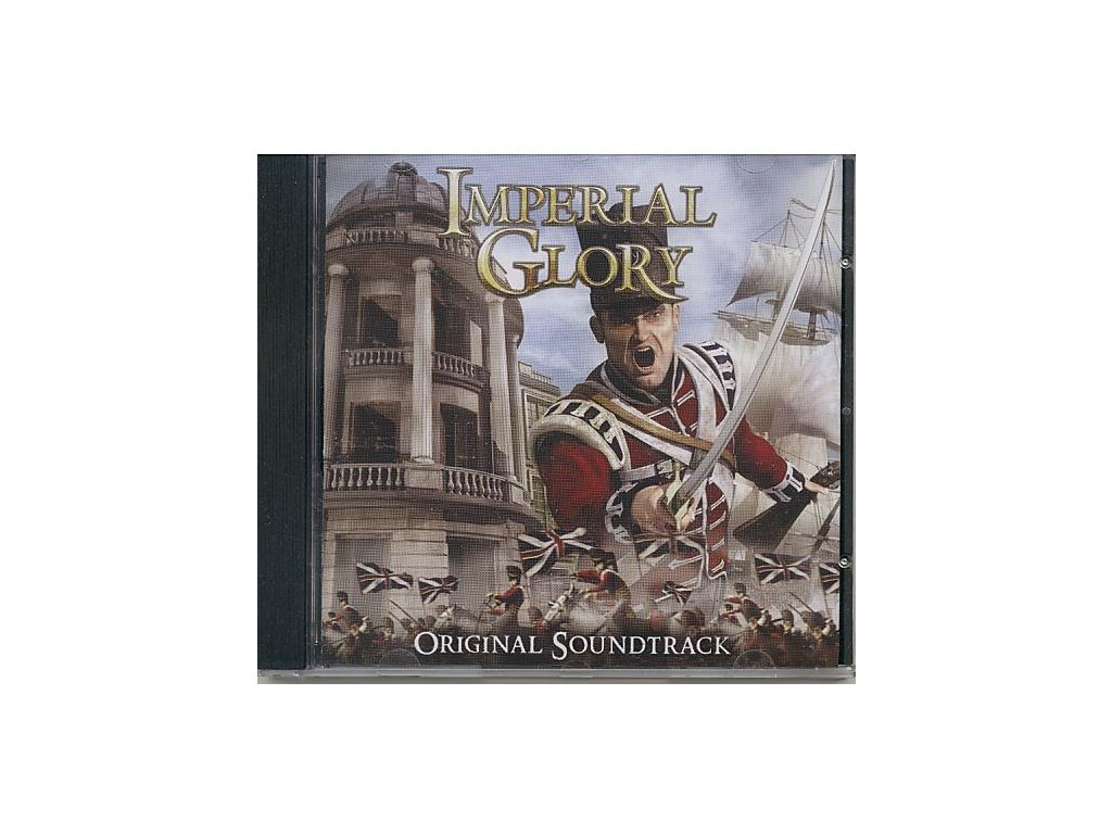 Imperial Glory (soundtrack - CD)
