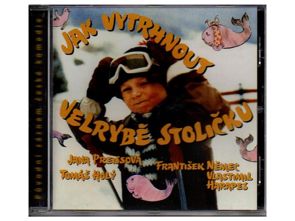 jak vytrhnout velrybě stoličku soundtrack cd