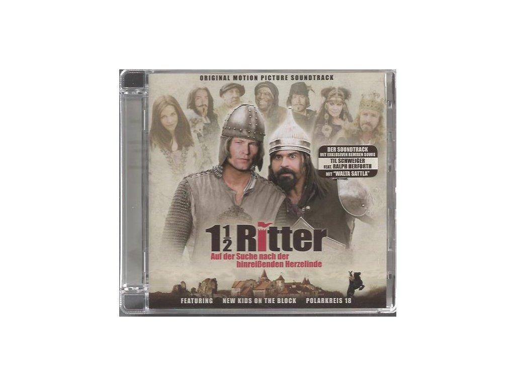 Jeden a půl rytíře (soundtrack - CD) 1 1/2 Ritter: Auf der Suche nach der hinreissenden Herzelinde - 1 1/2 Knights: In Search of the Ravishing Princess Herzelinde
