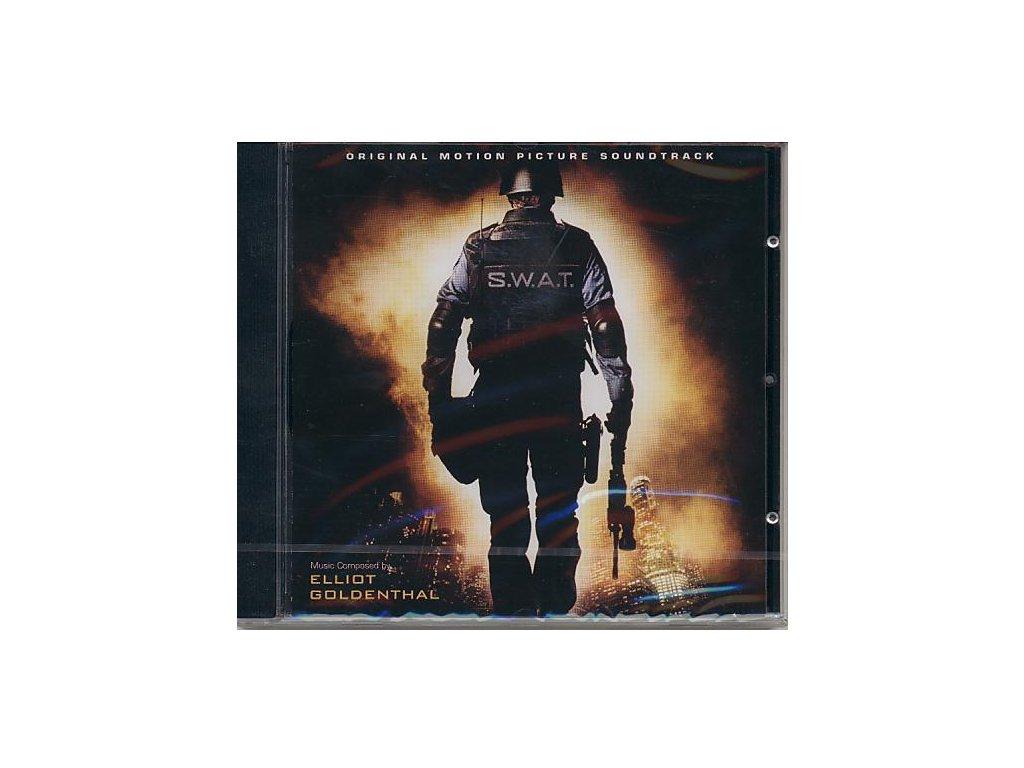 Jednotka rychlého nasazení (soundtrack - CD) S.W.A.T.
