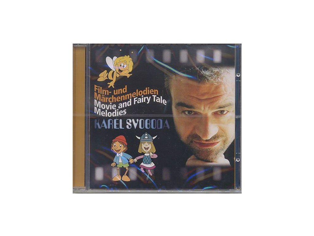 Karel Svoboda: Film und Märchenmelodien / Movie and Fairy Tale Melodies (CD)