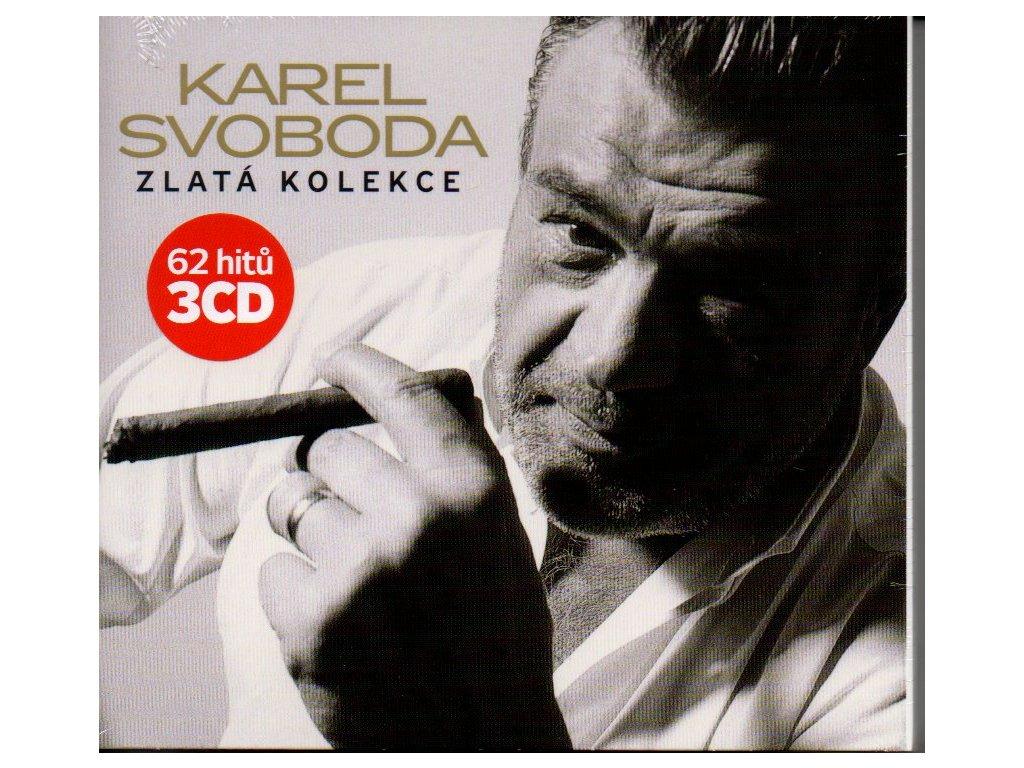 karel svoboda zlatá kolekce 3 cd
