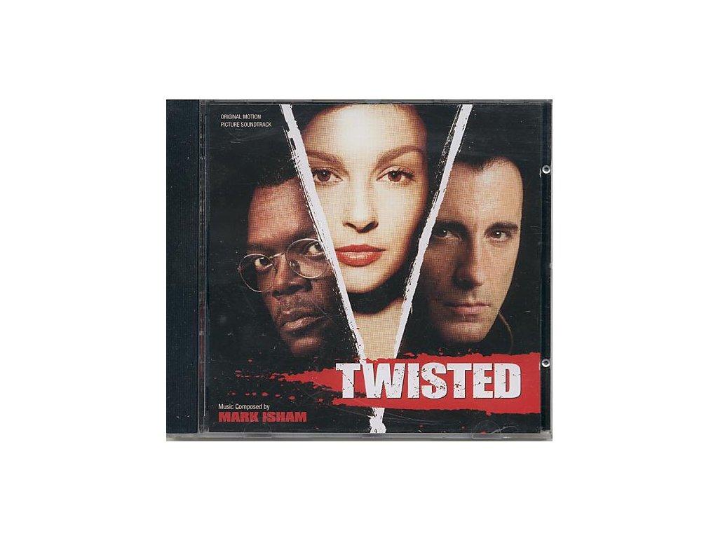 Klíč k vraždě (soundtrack - CD) Twisted