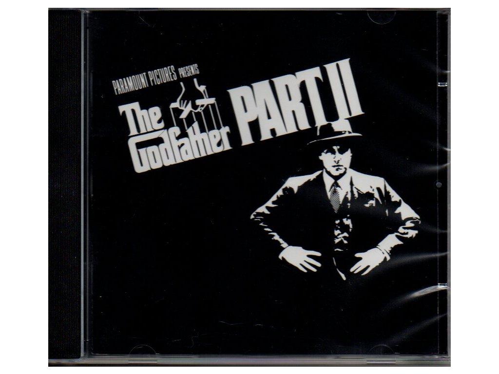 the godfather part 2 soundtrack cd