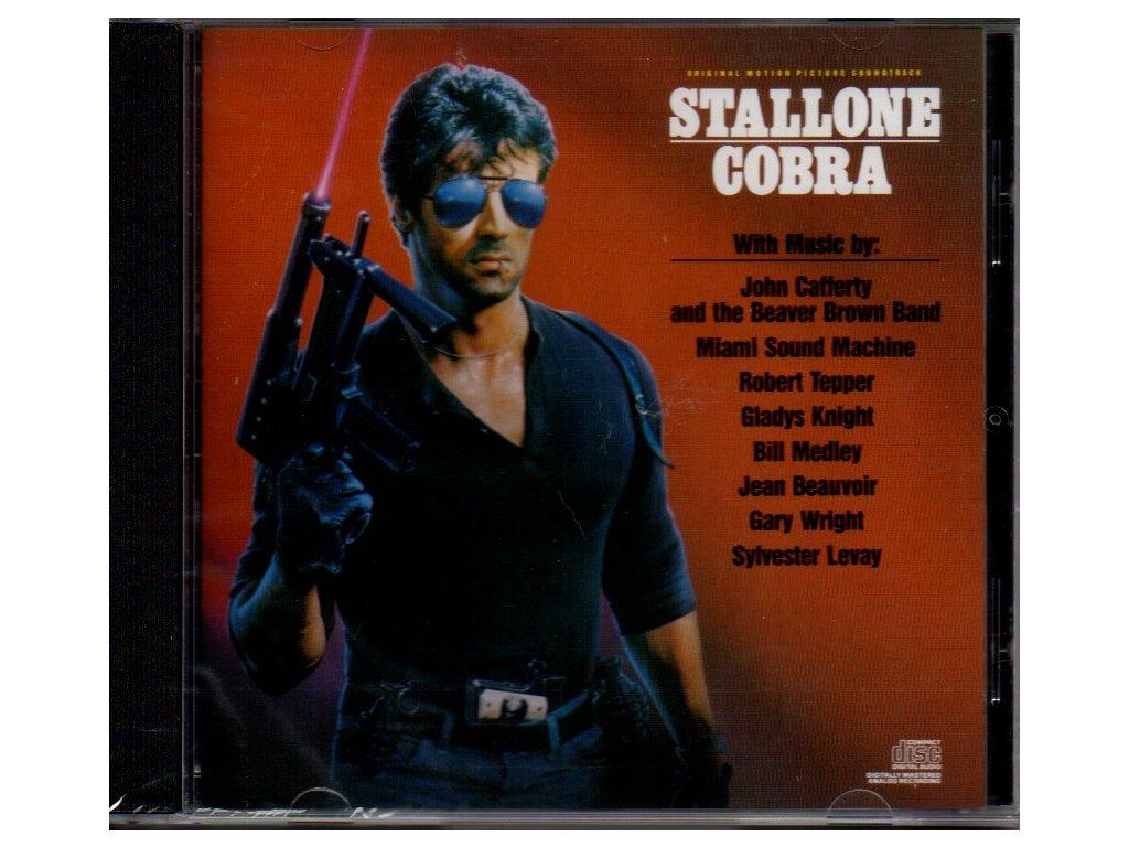 cobra soundtrack cd
