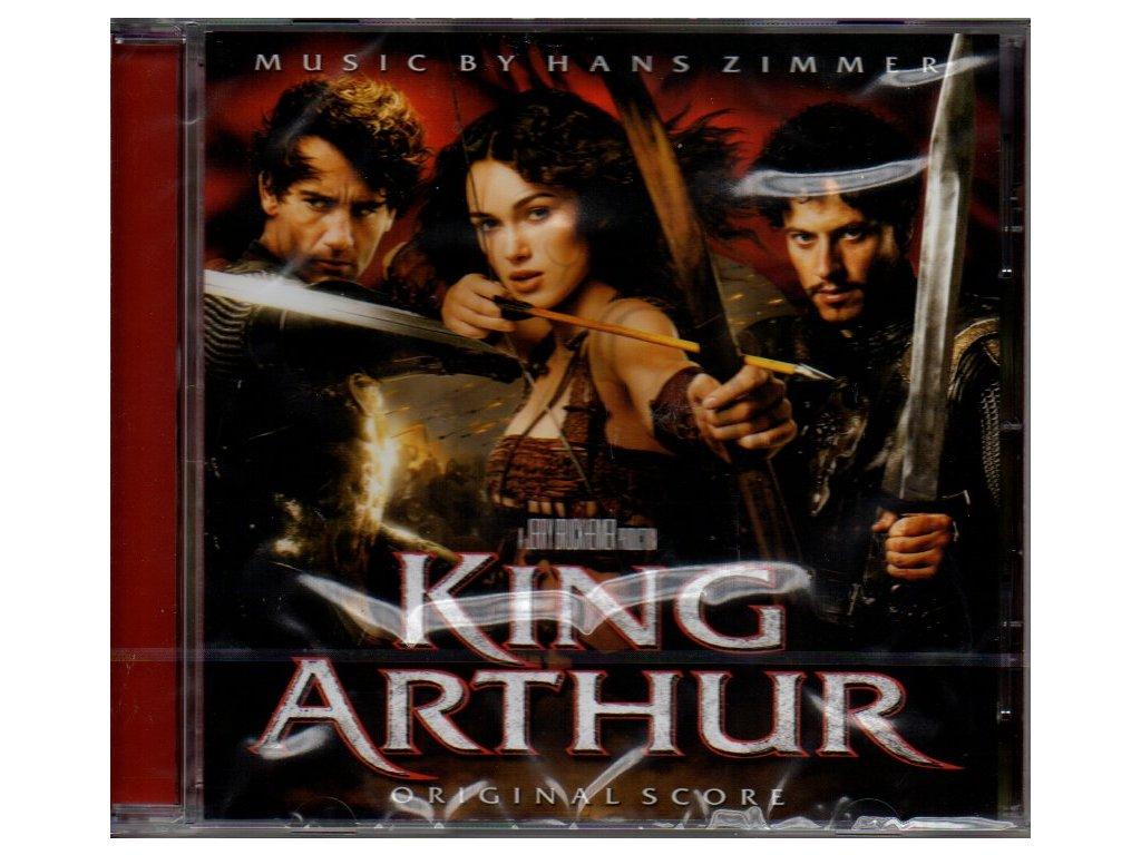 king arthur soundtrack cd hans zimmer