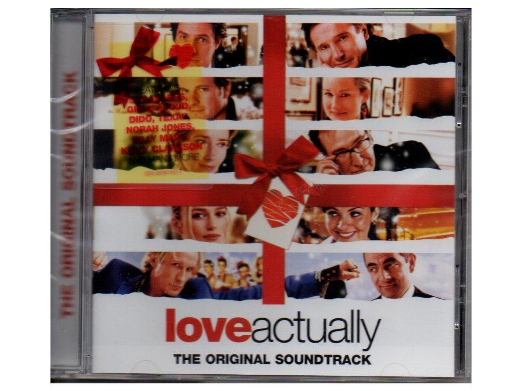love actually soundtrack cd
