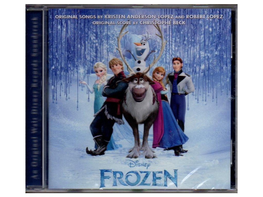 frozen soundtrack cd christophe beck