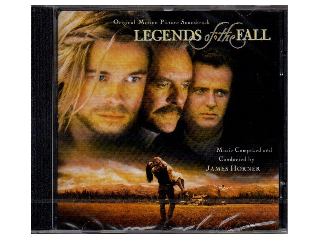 legends of the fall soundtrack cd james horner