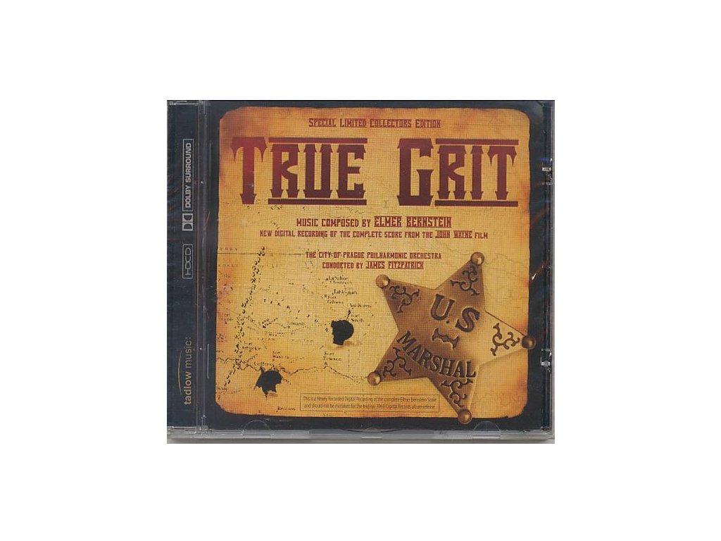 Maršál (soundtrack - CD) True Grit
