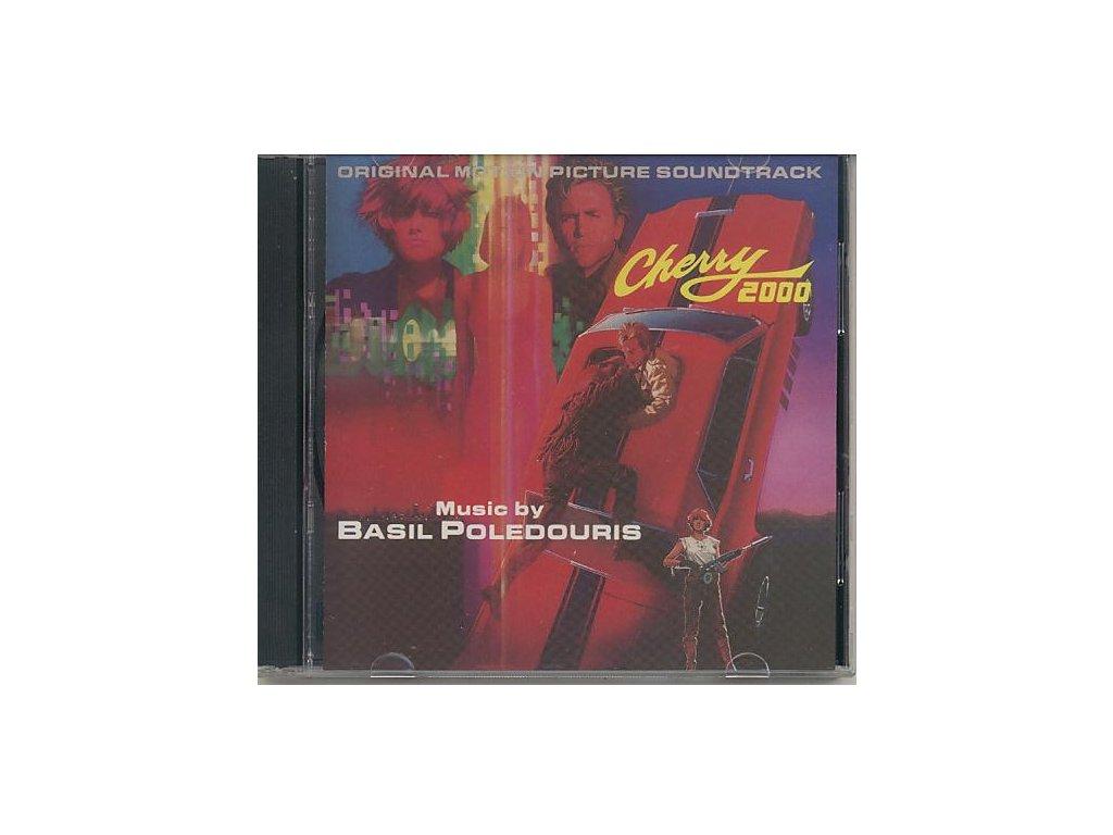 Maso a krev (score - CD) Cherry 2000 / Flesh+Blood