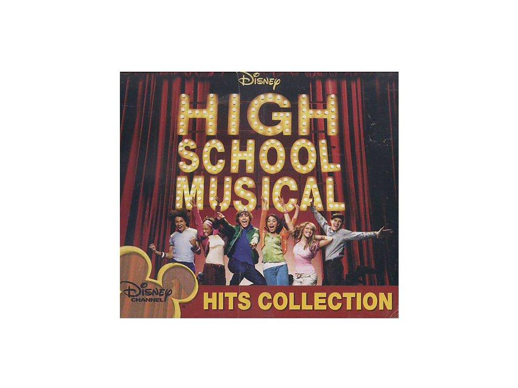Muzikál ze střední (soundtrack - 6 CD) High School Musical Hits Collection