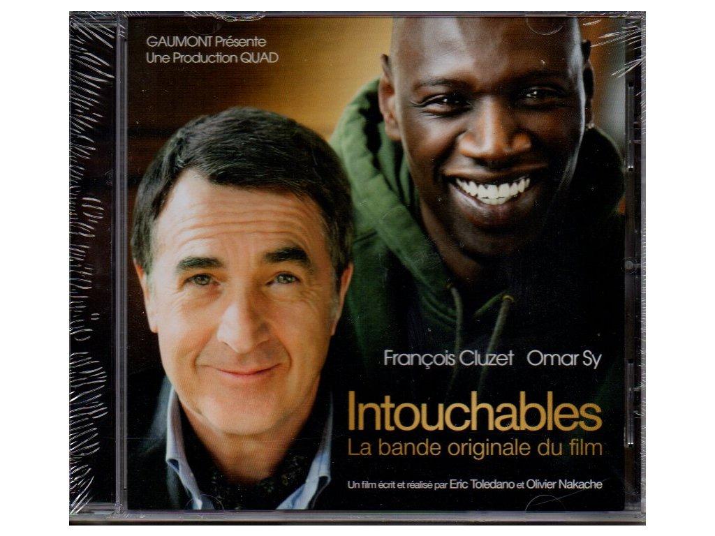 intouchables soundtrack cd ludovico einaudi