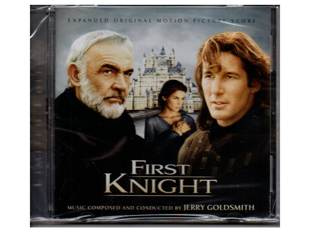 first knight 2 cd score jerry goldsmith