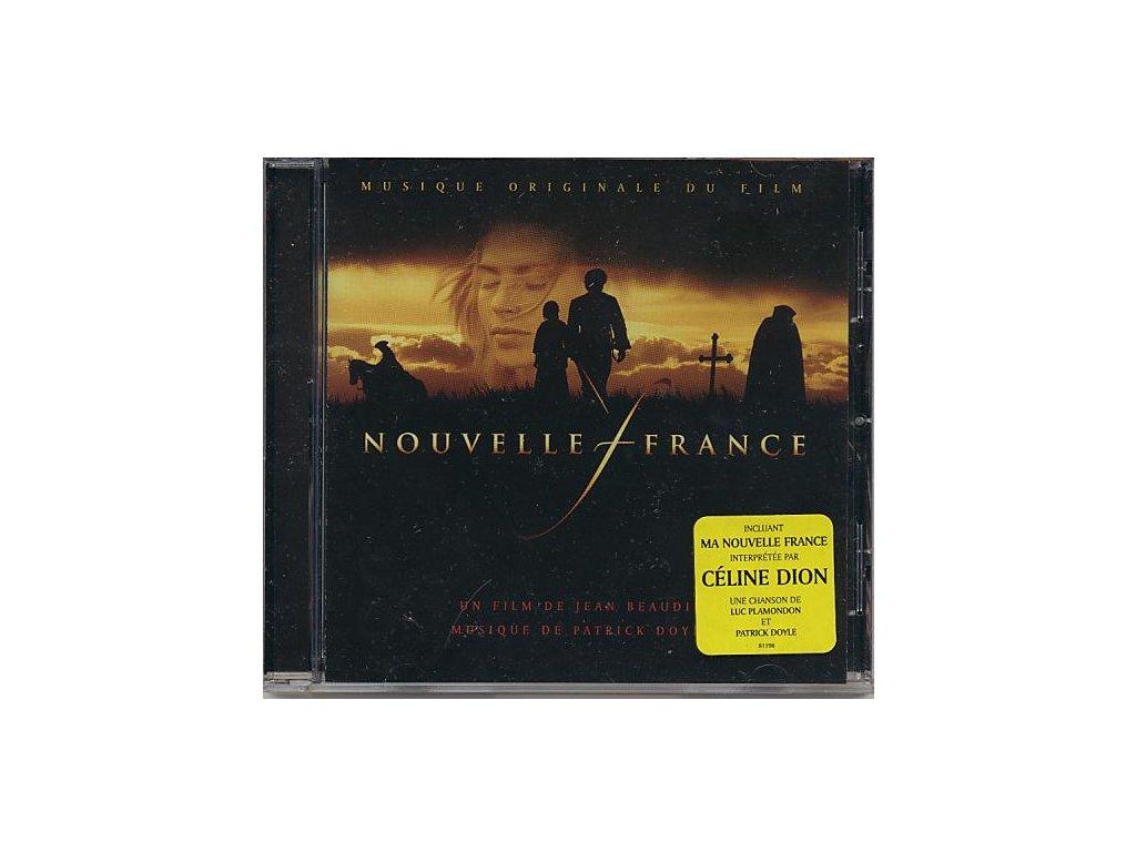 Nová Francie / Spalující romance (soundtrack - CD) Nouvelle-France