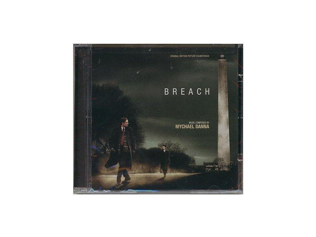 Osudové selhání (soundtrack - CD) Breach