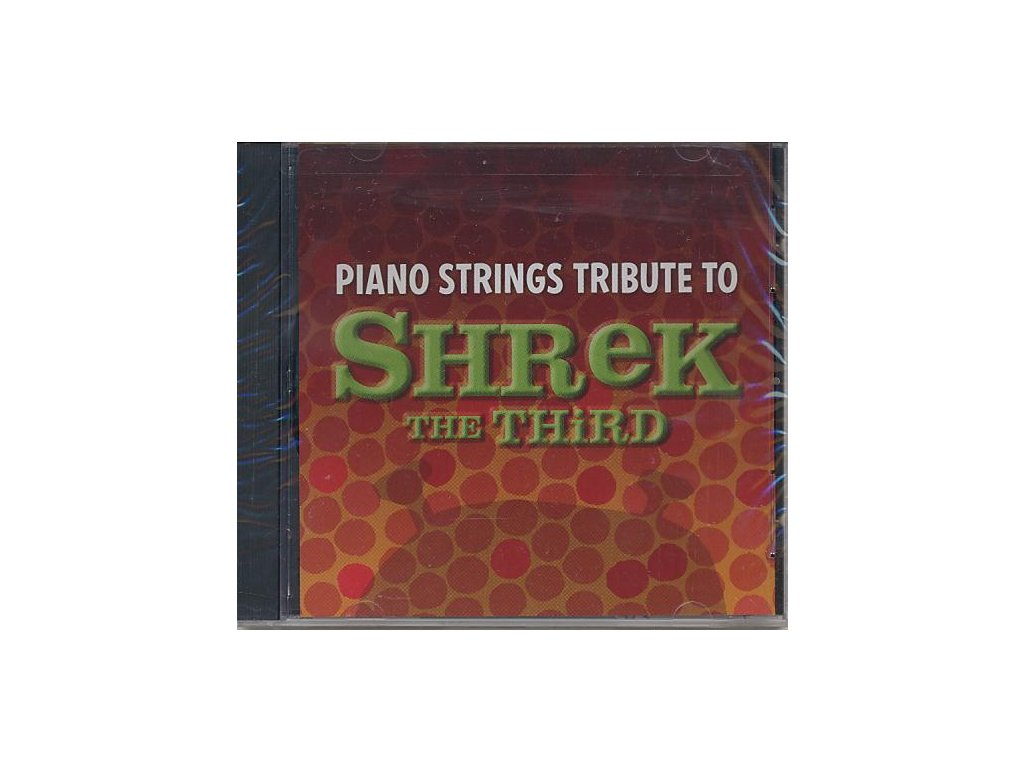 Piano Strings Tribute to Shrek the Third (CD)
