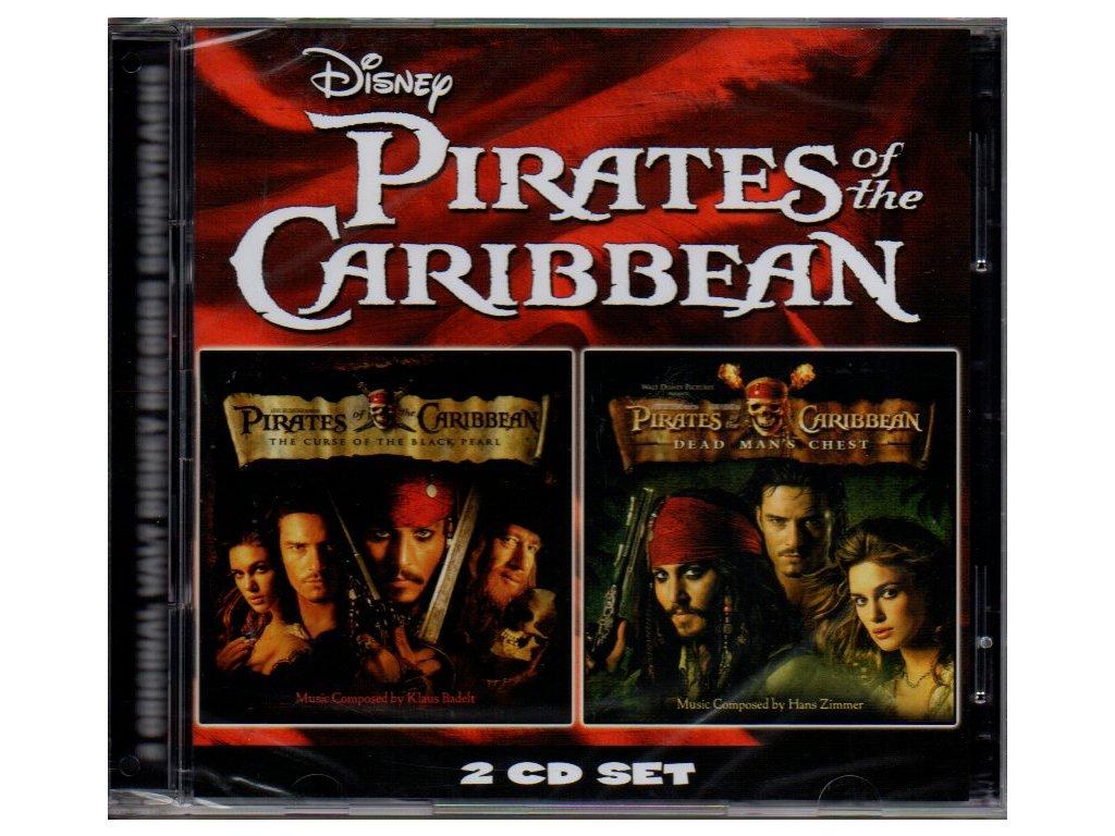 pirates of the caribbean 2 cd hans zimmer klaus badelt